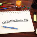 Link Building Tips for 2016