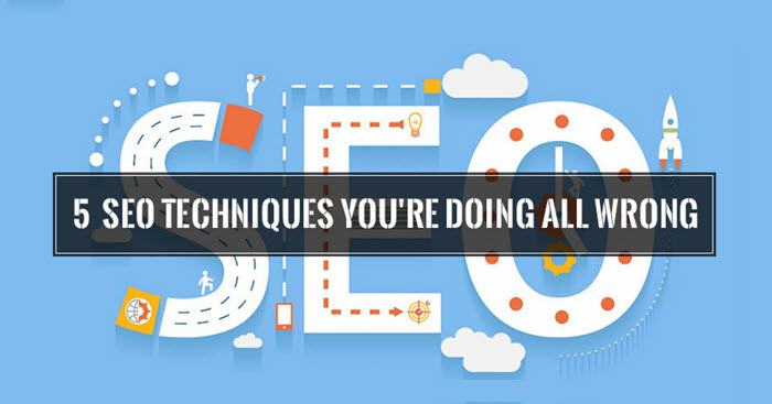 5 SEO Techniques You Should Not Waste Your Time With
