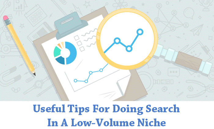 Useful Tips For Doing Search In A Low-Volume Niche