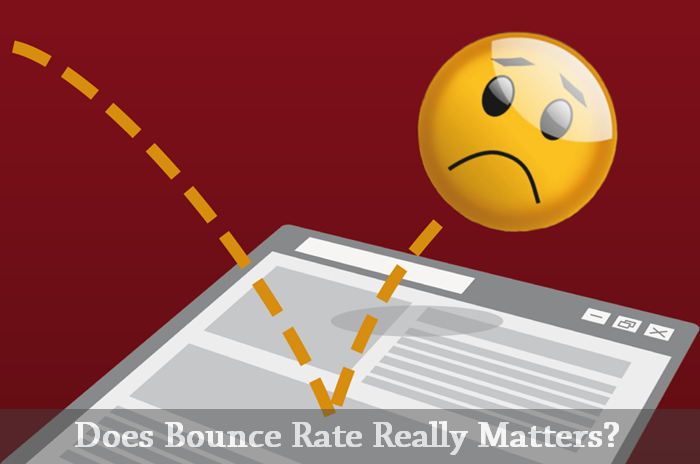 Does Bounce Rate On Your Website Really Matter