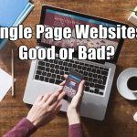 Is Single Page Website Good For SEO?