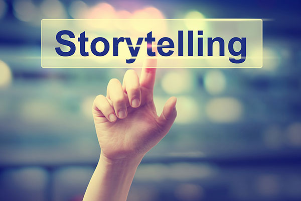 Storytelling and content
